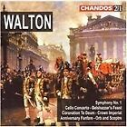 Sir William Walton - : Symphony No. 1; Cello Concerto; Belshazzar's Feast; Coronation Te Deum; Crown Im (1999)