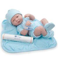 Handmade Lifelike Baby Boy Doll Silicone Vinyl Reborn Newborn Dolls +clothes