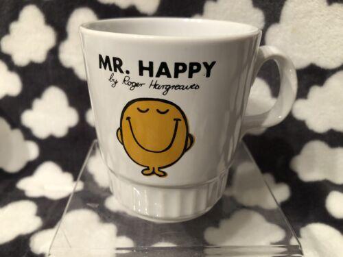 Mug ~ Mr Happy Retro Kiln Craft Vintage 1970s Collectable Mr Men Cup