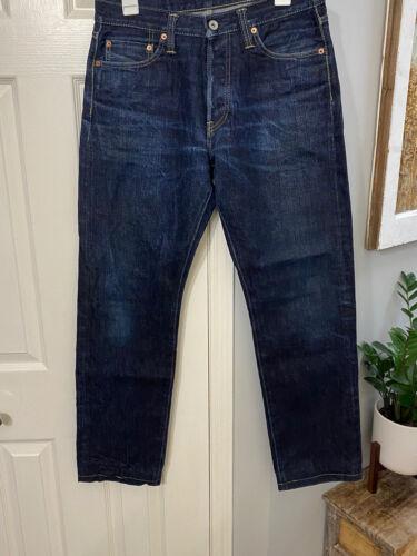 iron heart jeans IH-  633s-14 32-36 Hemmed