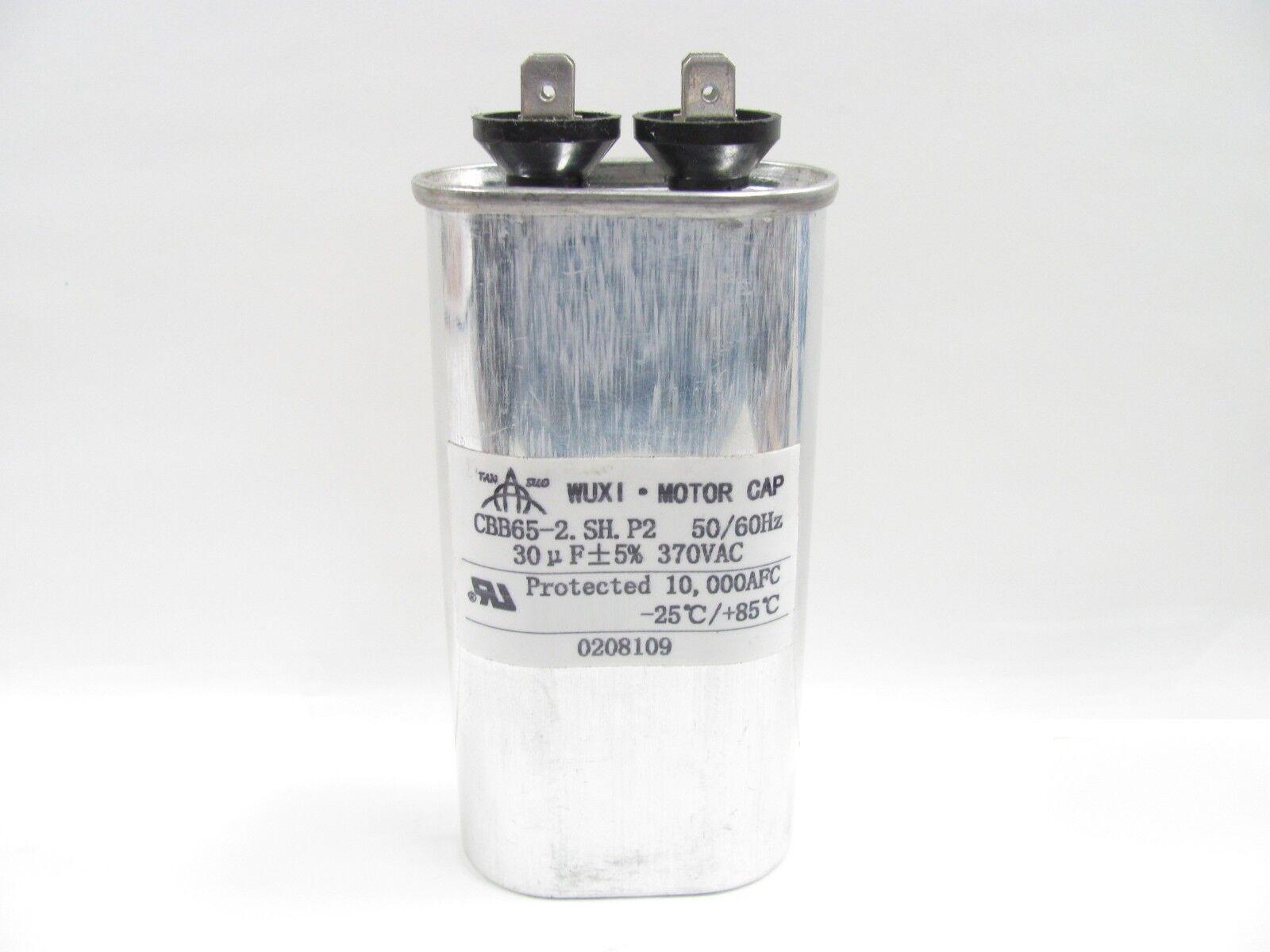 50 uF MFD 370 VAC Round Run Capacitor HC150234  CBB65-370R506-M4