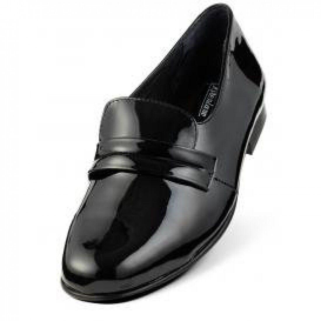 con il 60% di sconto New Harris Patent Patent Patent Leather Slip-on Tuxedo scarpe  produttori fornitura diretta