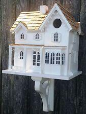 Home Bazaar Ornamental Farmhouse 10 in x 8 in x 10 in Birdhouse