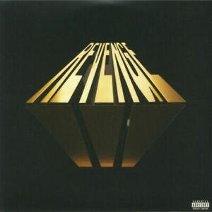 J-Cole-REVENGE-OF-THE-DREAMERS-III-Gatefold-DREAMVILLE-New-Sealed-Vinyl-2-LP
