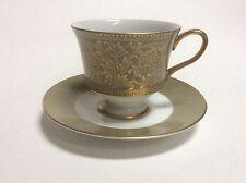 Sango China Versailles 3632 Tea Cup & Saucer Set s