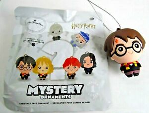 Hallmark-Series-1-Harry-Potter-Mystery-Ornament-Wizard-Christmas-Tree-Unused