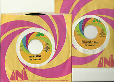 The LOVELITES, THIS LOVE IS REAL b/w OH MY LOVE, ORIGINAL UNI 45rpm, 1971, MINT-