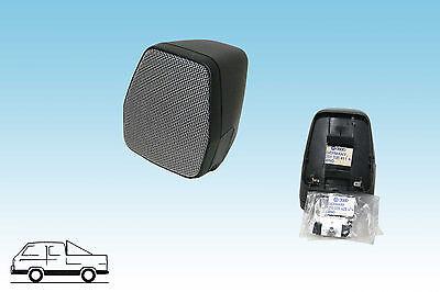VW Bus T3 :  orig.  Lautsprecher hinten (hängend)  incl. Anbausatz - schwarz
