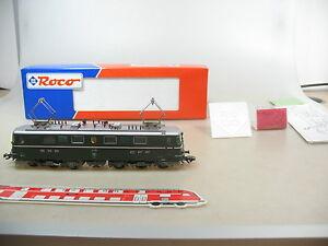 Ao673-1 # Roco H0 Locomotive Électrique 11425 Sbb Ae 6/6 , 43986 Pour Marklin
