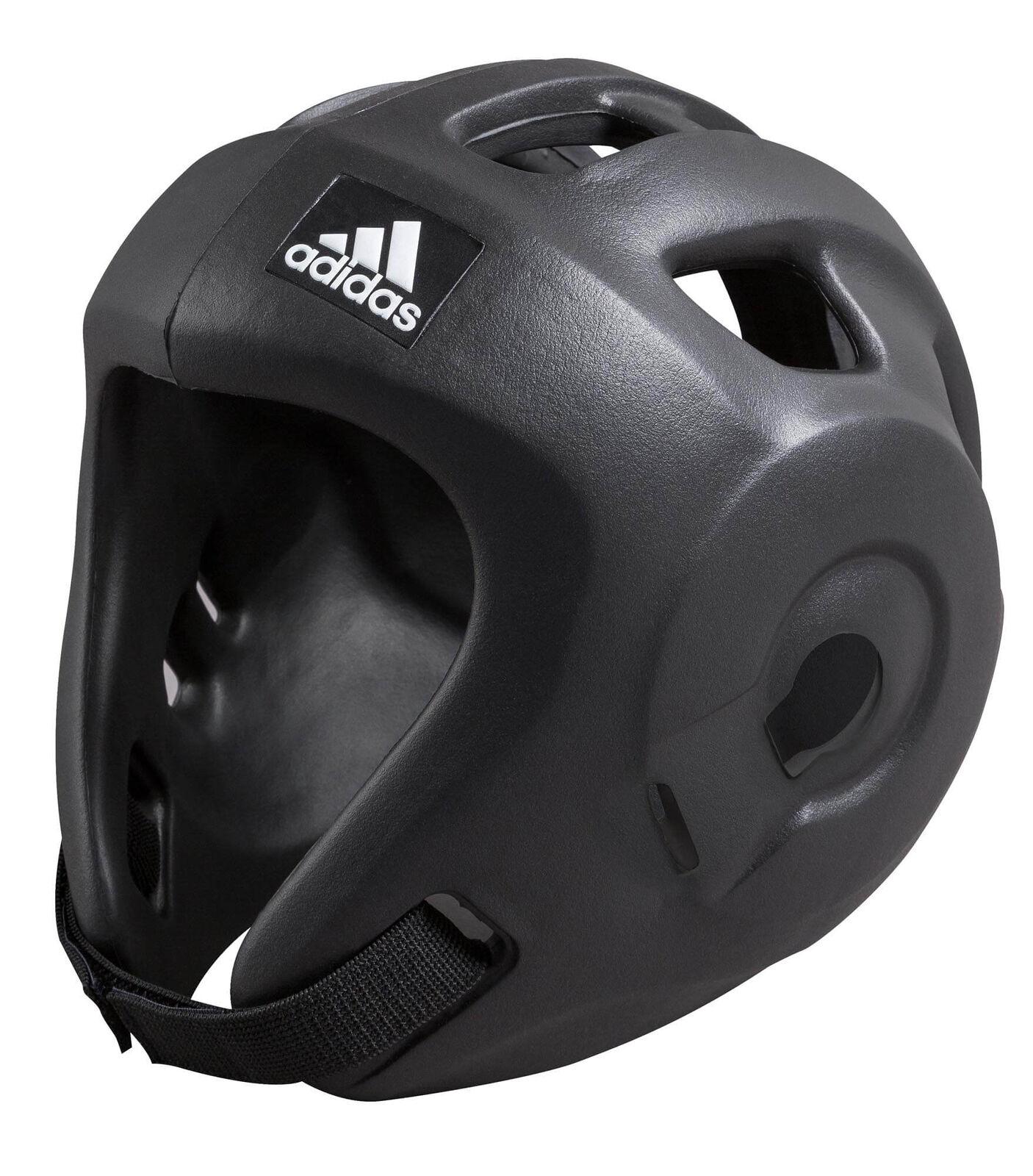 Adidas Kopfschutz adizero schwarz adibhg028 Wako superleicht