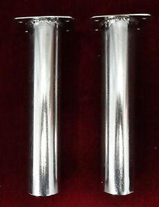 ROD HOLDER - STAINLESS STEEL 90 DEG X 2