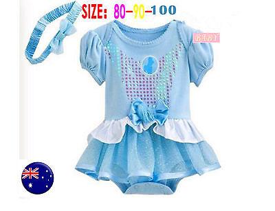 Girla Princess baby Kids Sweet party Dress romper Jacket  2PC Set outfits Prop