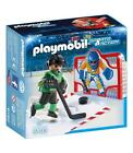 Playmobil Portería hockey sobre hielo