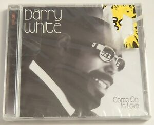 Brand-New-Sealed-Barry-White-Come-On-In-Love-CD-Album