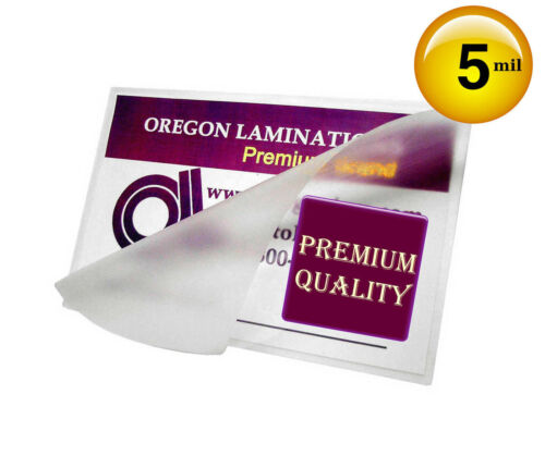 by OregonLam 25 311mm x 432mm Hot 5 Mil A3 Laminating Pouches 12-1//4 x 17