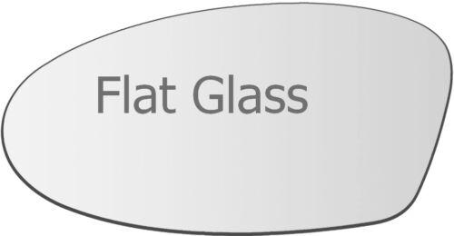 Wing Mirror Glass For Chevrolet Alero 1998-2004 Left Passenger Side