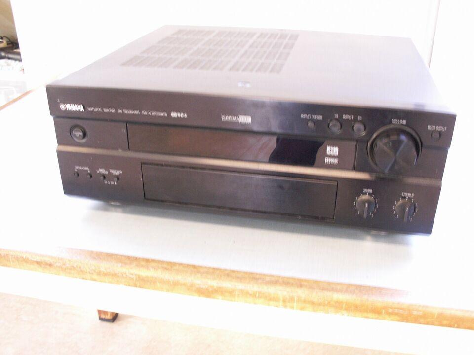 Forstærker, Yamaha, RX-V1000 RDS