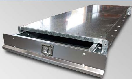 Under Tray Tool Box Trundle Drawer 2100mm Ute Drawer Roller Drawer -FREE FREIGHT