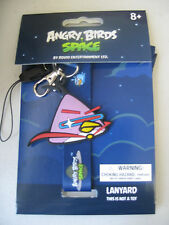 Angry Birds Space Lanyard Key Chain Soft Necklace 92544