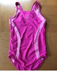 NEXT Girls Pink Swimsuit BNWT swimming costume Age 16 Years