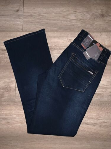 Mish Mash Longley Dark 1941 Bootcut Fit Jean £25.99 rrp £65
