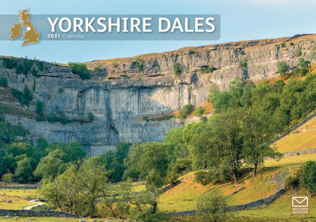 Yorkshire Dales A4 Calendar 2021 Ebay