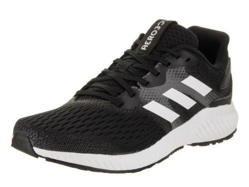 Chaussures Tige Noir Course Bw0285 Gris Adidas Hommes Maille M En Aerobounce BqZwgnwSXz