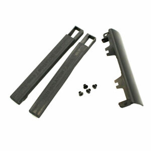 HDD-Caddy-Cover-amp-7MM-Isolation-Rubber-Rails-For-Dell-Latitude-E6540-Laptop-JI
