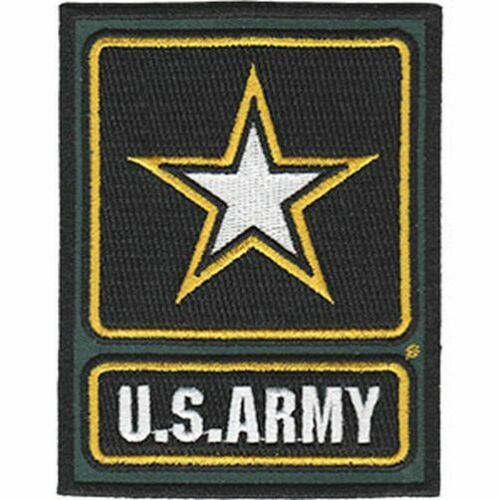 BRAND NEW EMBROIDERED PATCH UNITED STATES ARMY MILITARY ARMY0001