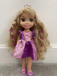 Disney Animator Light Up Rapunzel Tangled Princess Bambola * VEDI DESCRIZIONE *