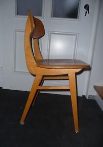 ... Casala Stuhl Schulstuhl Vintage Daenisches Design 60er Ansehen