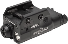 SureFire XC2-A Ultra Compact 300 Lumen LED Handgun Light with Red Aiming Laser