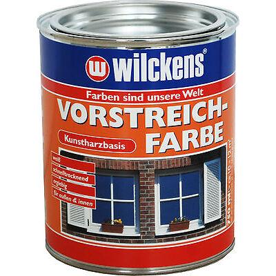 Vorlack Kunstharzfarbe Kunstharzbasis Vorstreichfarbe Weiss Fenster Tür Weiß