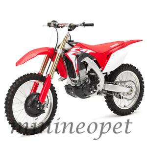 New Ray 49583 2018 Honda Crf 450r Dirt Bike Motorcycle 1 6 Red Ebay