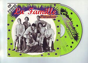 cd-single-4-titres-034-Papadoo-034-par-le-collectif-la-famille