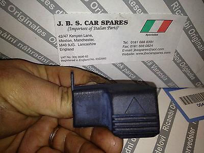 FIAT UNO 3 DOOR MK1 MK2 HANDLE LEVER KNOB LEFT SIDE  NEW GENUINE 7736016 7593774