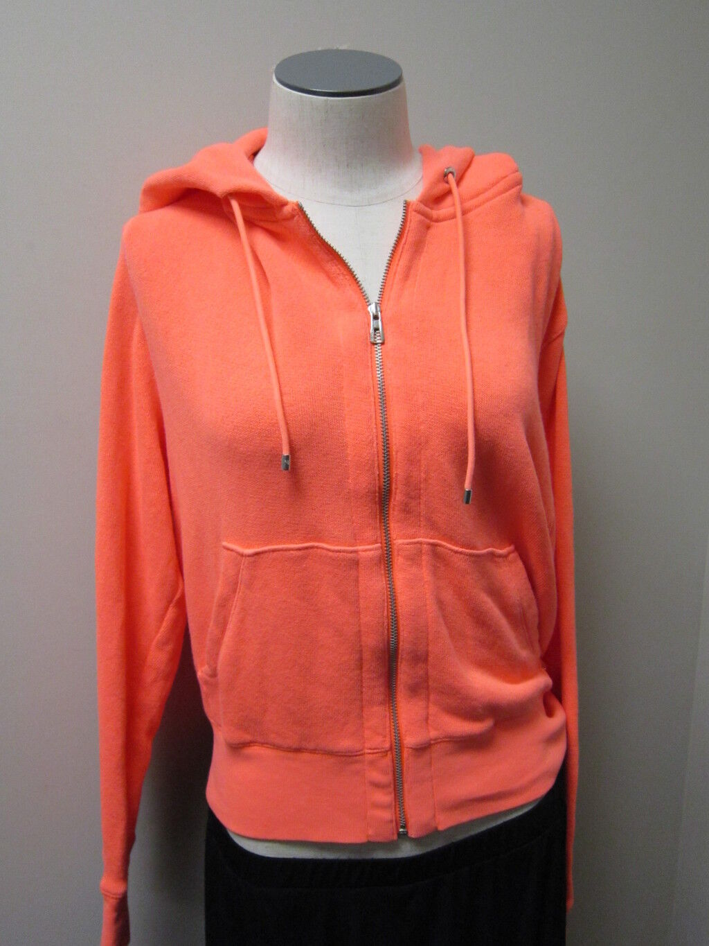 RLX by Ralph Lauren Zip Front Hoody S Florescent orange NWT  125