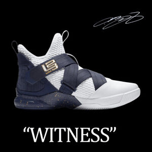 new product 77ef3 8323a Image is loading MENS-NIKE-LEBRON-SOLDIER-XII-12-SFG-034-