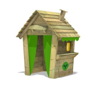 Fatmoose Pandapark Pro Xxl Kinder Spielhaus Garten Holz Haus
