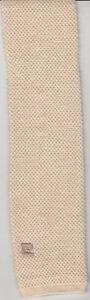 Pierre-Cardini-Knitted-Tie-100-Wool-Tie-Made-In-Italy-PC108-Slim-Men-039-s-Tie