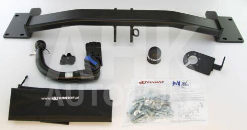Für BMW X6 E71 Anhängerkupplung abnehmbar+ES 13p ABE