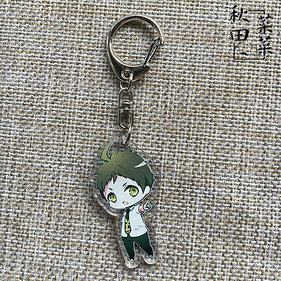 Danganronpa Hinata Hajime Pendant Hang Key Buckle Ring