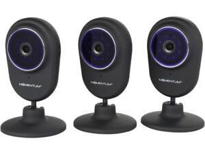 Momentum MOCAM-03 Wireless 3 Pack Wi-Fi Cameras