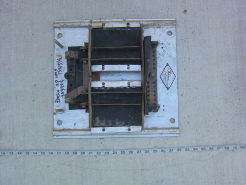 Zinsco  Bus Bar for 2P or 3P  240V Used