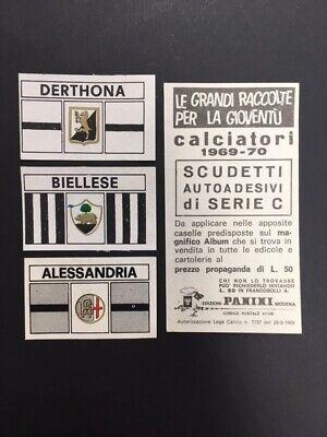 CALCIATORI PANINI 1969-70 Figurina-Sticker Rec DETHONA SCUDETTO