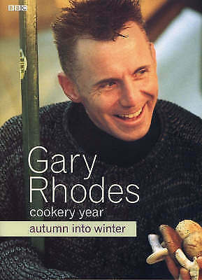 1 of 1 - GARY RHODES- COOKERY YEAR AUTUMN INTO WINTER FREEPOST