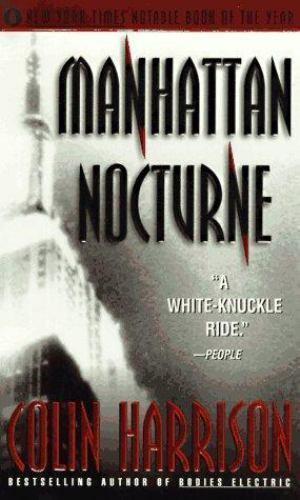 Manhattan Nocturne by Harrison, Colin