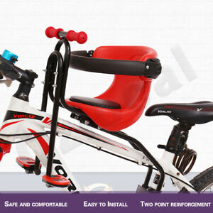 Kids-Bicycle-Chair-Carrier-Baby-Bike-Safety-Seats-Toddler-Child-Seat-Bicycle-AU