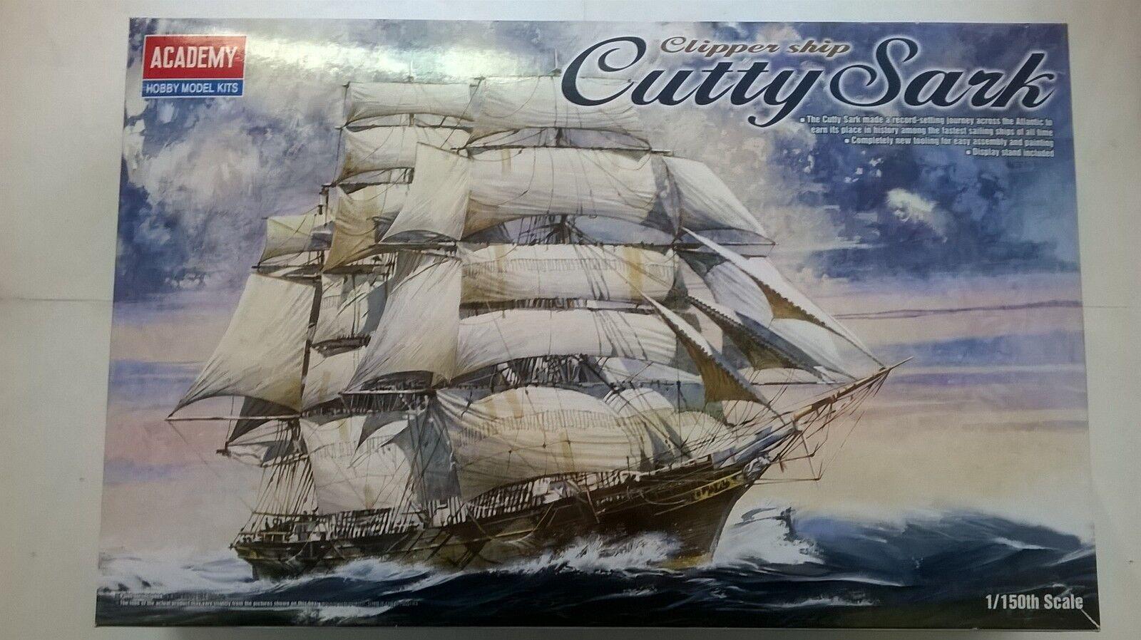 ordina ora i prezzi più bassi ACADEMY 1 150 KIT NAVE VELIERO CLIPPER CLIPPER CLIPPER SHIP CUTTY SARK   ART 14403  bellissimo