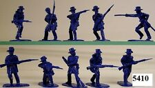Armies in plastic 5410 USA guerra civile dell' Unione FERRO BRIGATA figures-wargaming